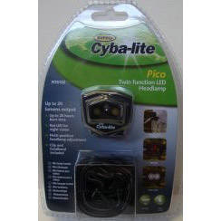 Cyba-Lite LED Twin Headlamp