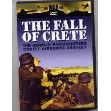 DVD - The Fall Of Crete