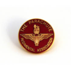 Parachute Regimental Association (PRA) Lapel Badge
