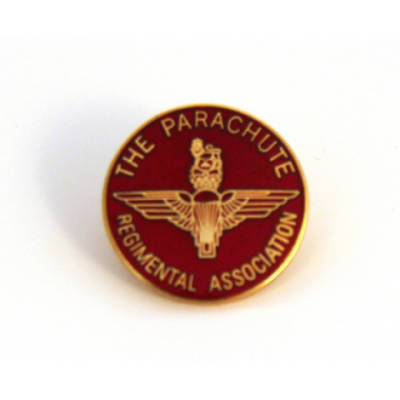 Parachute Regimental Association (PRA) Lapel Badge