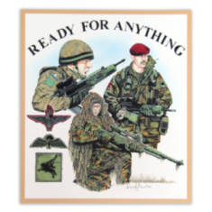 Ready For Anything (Print)