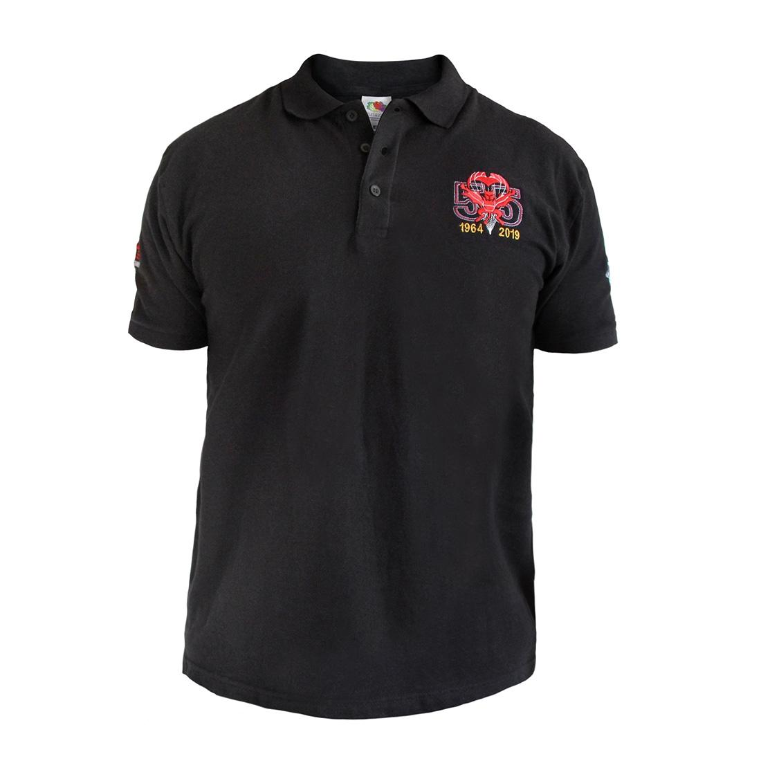 Red Devils 55th Anniversary Polo Shirt
