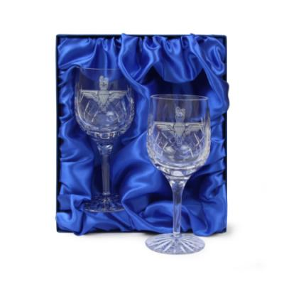 Para Red Wine Glasses (Pair) In Gift Box