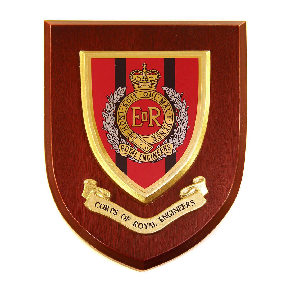 Plaque - Royal Engineers