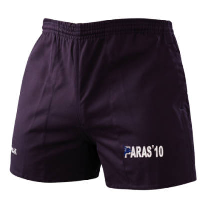 Rugby Shorts - Navy - Paras 10