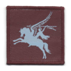 Small 16 Air Assault BDE Pegasus Shoulder Flash