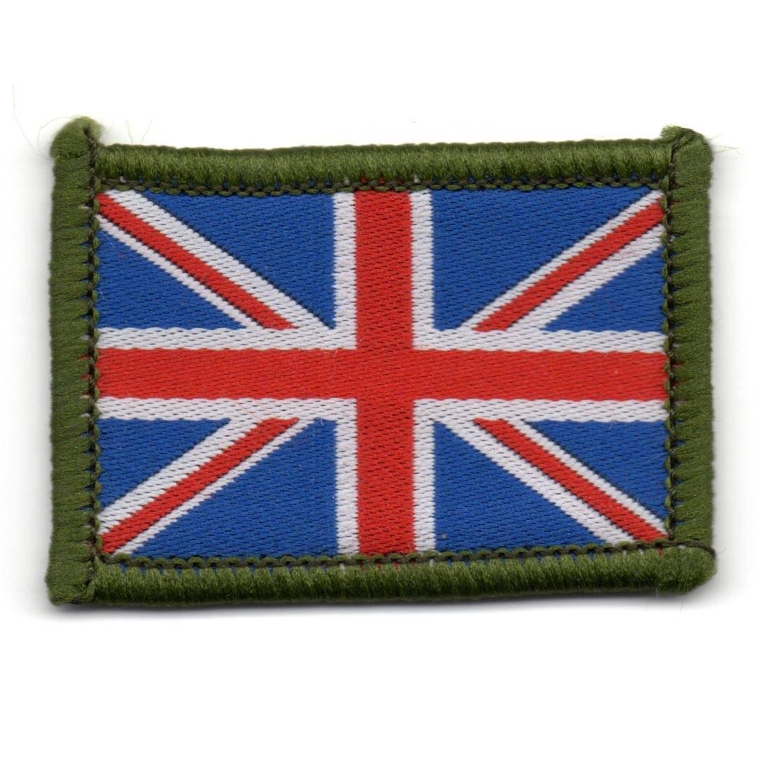 Small Union Jack Patch