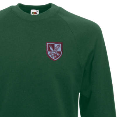 Sweatshirt - Green - 16 Air Assault