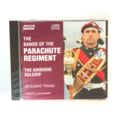 CD - The Airborne Soldier by The Band Of The Parachute Regiment