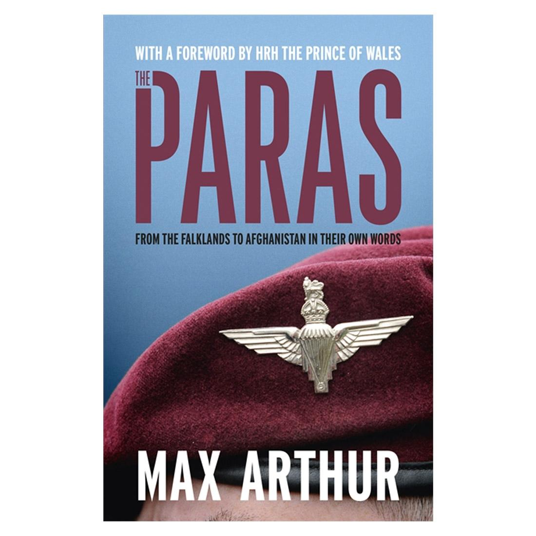 The Paras by Max Turner (Book)