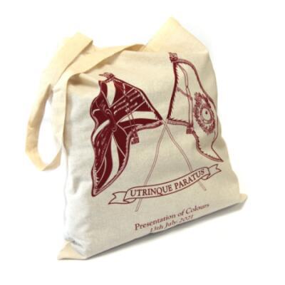 Cotton Shopping Bag - Presentation of Colours 2021