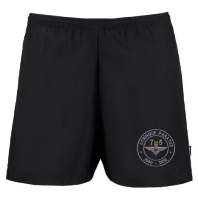 Track Shorts - Black - Airborne 75 (Para)