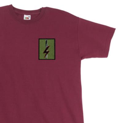 T-Shirt - Maroon - SFSG