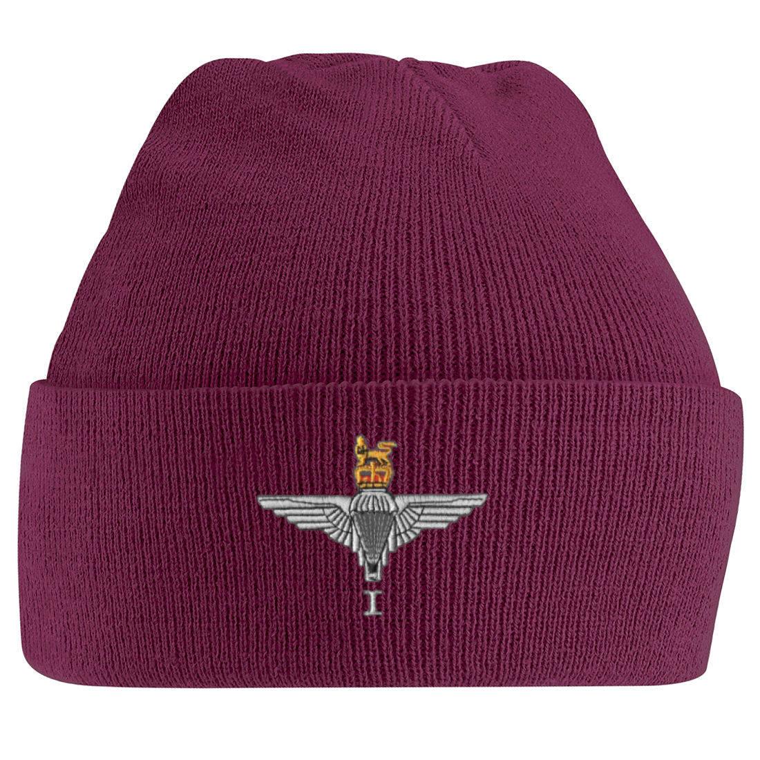 Turn-Up Beanie Hat