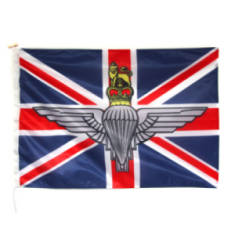 Union Jack Parachute Regiment Flag