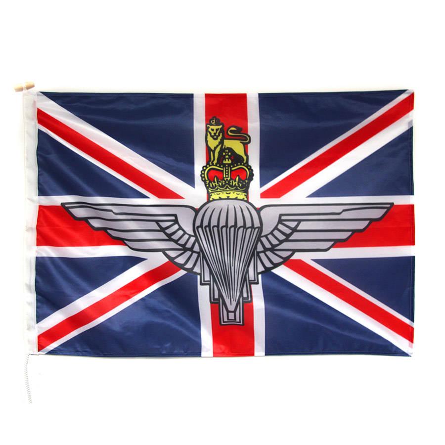 Union Jack Parachute Regiment Flag