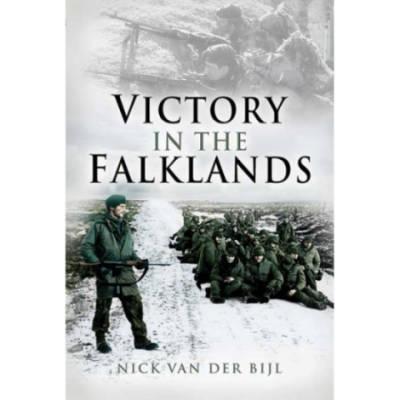 Victory In The Falklands by Nick Van Der Bijl (Book)