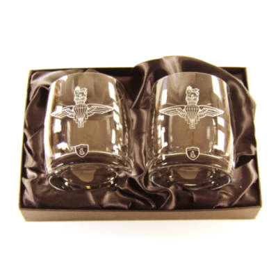 Para Whisky Glasses (Pair) In Gift Box